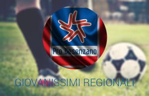 GIOVANISSIMI REGIONALI - CALCIO Pro Desenzano