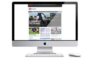 Nuovo sito web Prd Desenzano by iTown