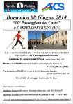 Camminata Castelgoffredo 8 giugno 2014