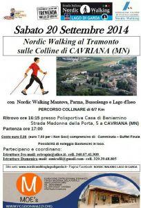 Camminata Cavriana 20sett2014