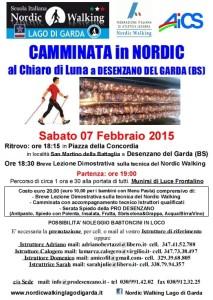 Notturna Desenzano 7 Febbraio 2015