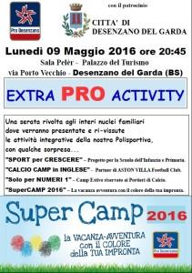 EXTRA PRO ACTIVITY 2016 def